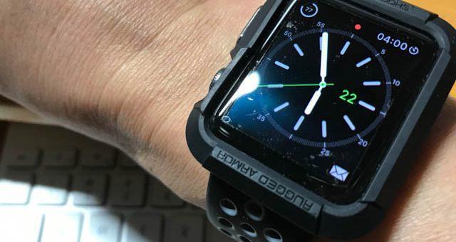 Apple Watch Series 2 Nike+その後