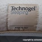 Technogel Sleeping Pillow Deluxe II