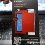 SpigenのiPhone 7/8ケース
