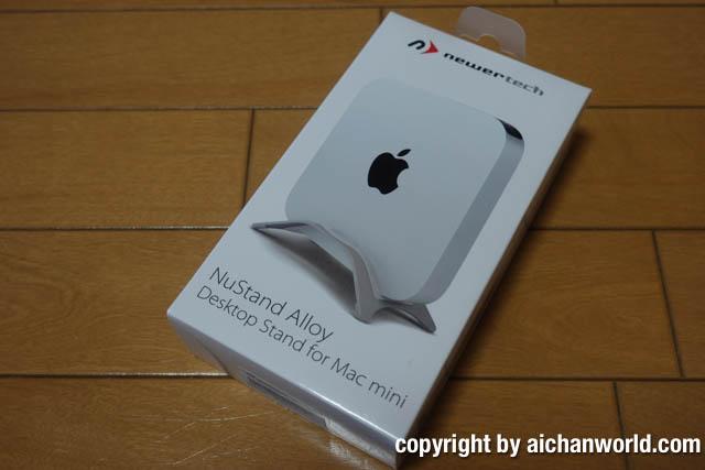 Mac mini Late 2014のスタンド