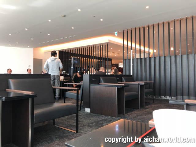 シンガポール一人旅 [2] ビジネスクラスで羽田空港から出発