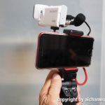 SONY アクションカム FDR-X3000/HDR-AS300とスマートフォンの連結方法
