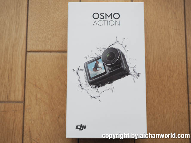 Osmo ActionとOsmo  Pocket、どちらが買いか