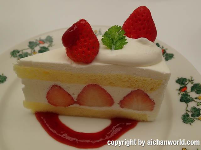 我が家的、札幌・小樽のスイーツ紹介 :ショートケーキ