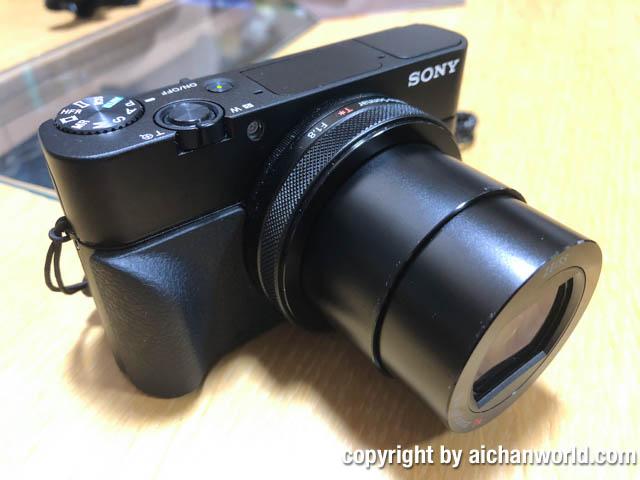 旅カメラ 小さく軽いRX100シリーズ 5つのポイント