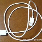 Apple Pencile 第1世代の充電