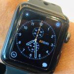 Apple Watchを忘れた日