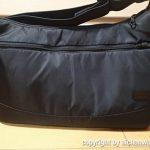 普段使い・旅行に安全度の高いショルダーバッグ : Pacsafe Citysafe CS200