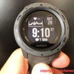 Apple Watch Series 3からGARMIN INSTINCTに乗り換えてみた!