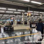 日本最大の私鉄ターミナル、阪急電車・大阪梅田駅