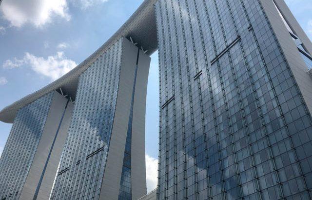 修行の思い出の地、シンガポールへエコノミークラスで行こうか?