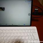 iPad Pro 11で使える携帯性の良いカードリーダー