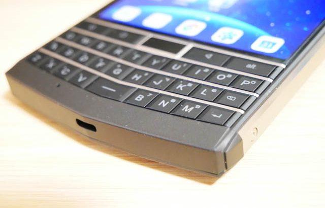 タフネス・ハードウェアキーボード搭載スマホ:Unihertz Titan、使用1週間経過の感想