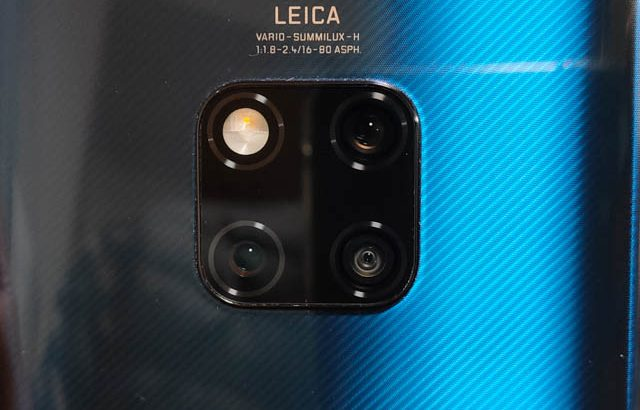 HUAWEI Mate 20 Proのカメラって凄い!スーパーマクロが半端ない!