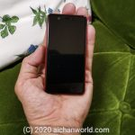 Unihertz Jelly Pro の後継機 Jelly 2 発表!Rakuten miniと比較