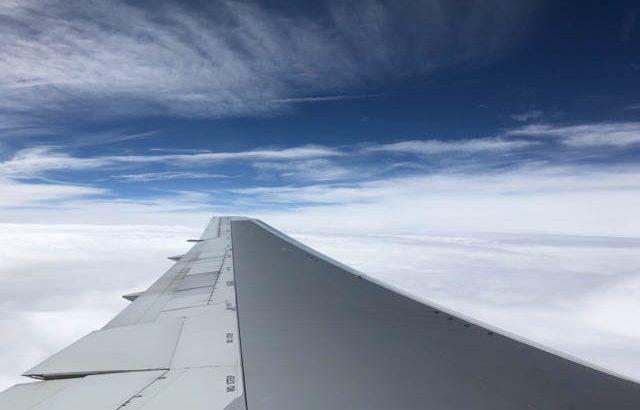 国際線扱いの国内長時間フライトがあればとても楽しいと思う、提案です!