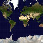 日本って本当にちっぽけな島国ですか?世界地図の罠!