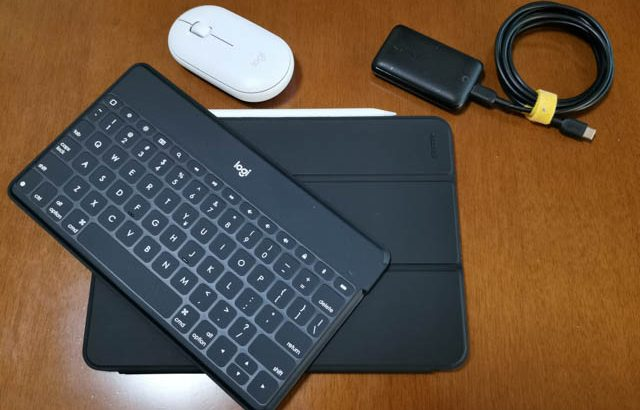 Smart Keyboard Folioより使いやすいiPad/iPhone専用キーボード「Keys-To-Go」レビュー