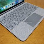 LogicoolのiPad Pro用タッチパッド付きキーボードが2種類になっていた!