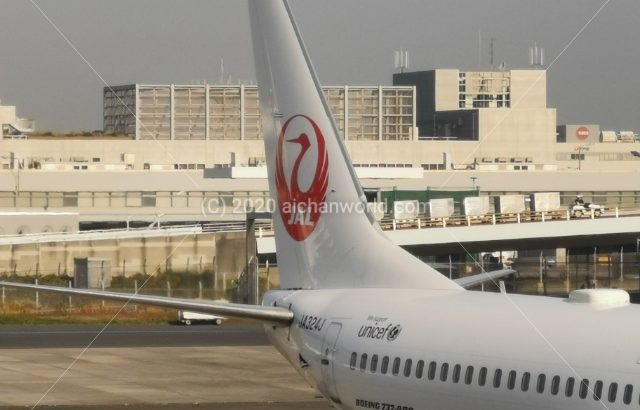 コロナ拡大以来、初めてとなる羽田空港T1からの出発