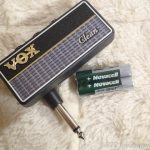 エレキギター&エレクトリックバイオリン直付け小型ヘッドホンアンプ amPlug2 は超便利!