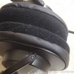 スタジオモニターヘッドホン SONY MDR-7506のイヤーパッドを交換する (MDR-CD900STも同じ)