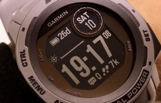 GARMINのウェアラブルデバイス、使ってわかるGARMIN共通の弱点!
