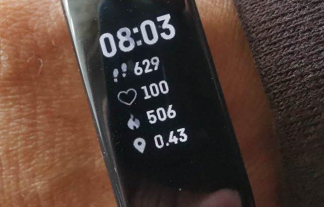睡眠分析は流石のスマートバンド、Fitbit Inspire 2