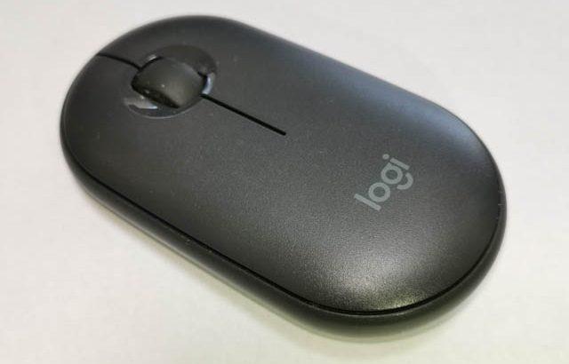 モバイルマウスの決定版!ロジクール Pebble M350 は小型だが最高の使い心地だ