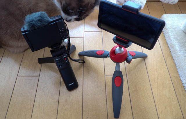 旅の動画撮影、スマートフォン?動画デジカメ?ビデオカメラ?