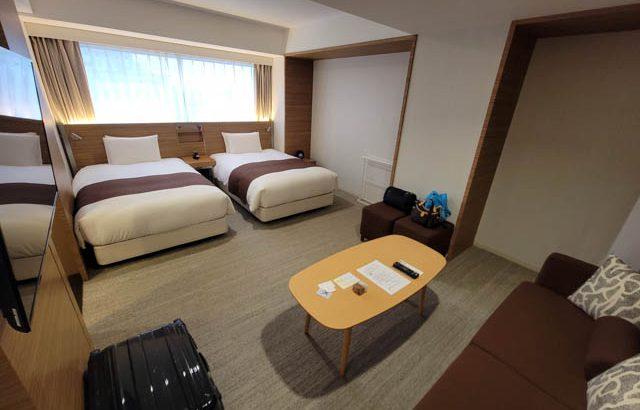 クロスホテル札幌の宿泊レビュー(写真多数)